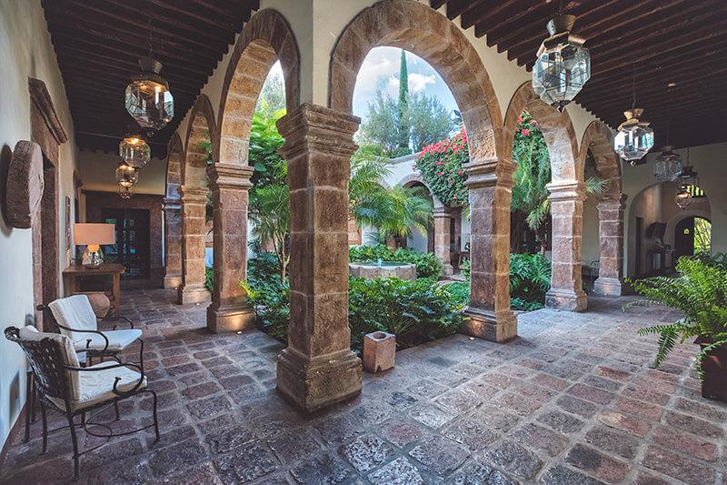 Hacienda Patio Chiapas