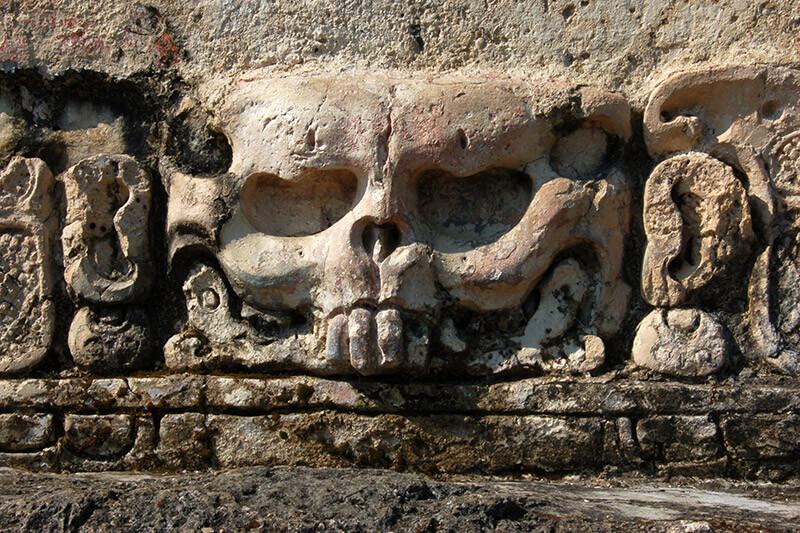 Yaxchilan Chiapas