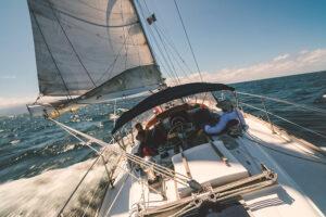 sailing passage to la paz