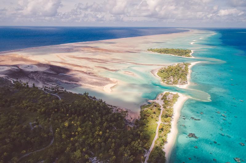 South Pacific Magic – the Touamotou Corral Atolls