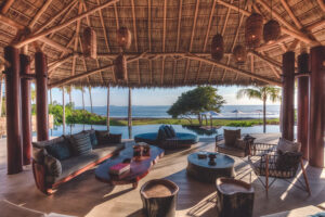lodges with private beach in punta mita vallarta